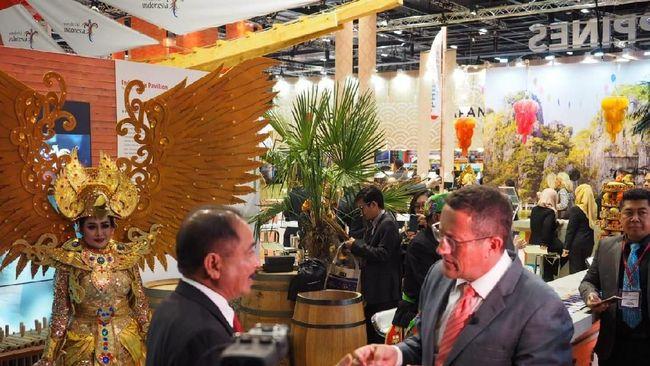Menpar Paparkan Pertumbuhan Pariwisata Indonesia di London