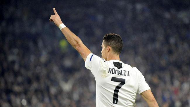 Tiga Rekor Baru Menanti Cristiano Ronaldo di Musim Ini