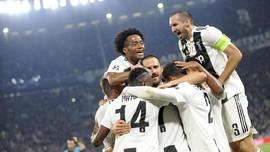 Jadwal Siaran Langsung Atletico vs Juventus di Liga Champions