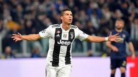 Guardiola Takut Lawan Ronaldo di Liga Champions