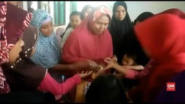 VIDEO: Distribusi Bantuan Korban Longsor Tasikmalaya
