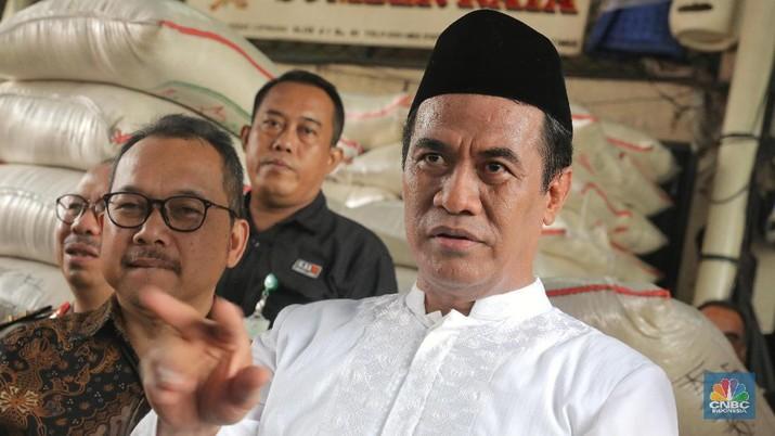 Mentan Buka-bukaan Soal Alasan Impor Jagung di Tengah Surplus