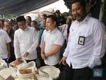 Jokowi Dengar Harga Beras Naik, Darmin Rapatkan Barisan