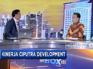 Strategi Ciputra Development Pertahankan Pertumbuhan Bisnis