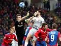 Roma Unggul 1-0 atas CSKA Moscow di Babak Pertama