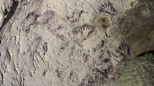 Cara Menggambar Lukisan Figuratif Tua di Gua Saat Zaman Es