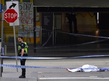 Teror di Melbourne: 3 Orang Ditikam, 1 Tewas