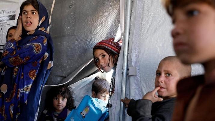 Duh, Kekeringan di Afghanistan Sebabkan Krisis Pangan
