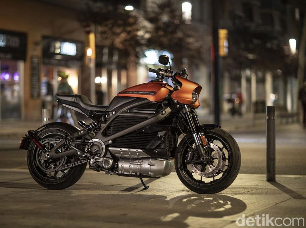 Belum Lama Meluncur, Motor Listrik Harley Dihentikan Produksinya