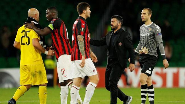 Jelang Lawan Juventus, AC Milan Krisis Pemain