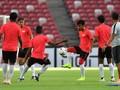 Lawan Timnas Indonesia, Singapura Tak Main Sepak bola Negatif