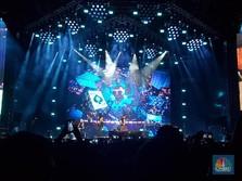 Reuni dan Rindu yang Terbayar di Konser Guns N Roses Jakarta