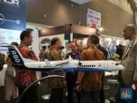 Pesawat R80 Kemungkinan Diproduksi di Bandara Kertajati