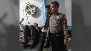 Ketua Fraksi PDIP Tapanuli Utara Ditikam Tetangga