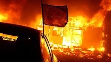 ISIS Sebut Karhutla California Ganjaran dari Tuhan