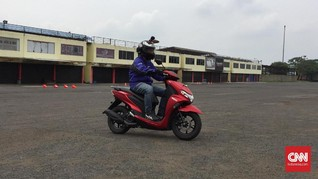 Masalah Lampu Rem, Yamaha Indonesia 'Recall' Aerox dan Freego
