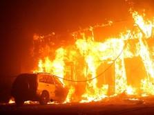 Detik-detik Kebakaran Lapas Kelas I Tangerang, 41 Orang Tewas
