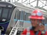 MRT Jakarta Pastikan Layanan Sudah Kembali Normal