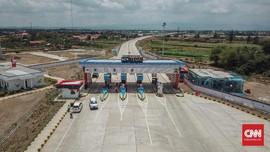 Tarif Tol Pejagan-Pemalang Mulai Rp1.000 per Kilometer