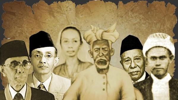 6 Pahlawan Nasional di 2018