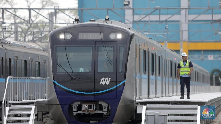 Tarif LRT Jabodebek Rp 12 Ribu, Tarif MRT Masih Tunggu Anies