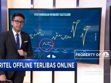 Tren Belanja Online Gerogoti Penjualan Ritel