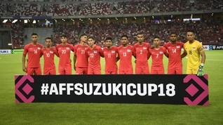 Kemenangan Atas Timnas Indonesia Buat Singapura Bersatu