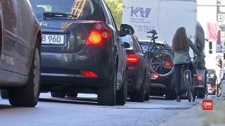 VIDEO: Jerman Terapkan Larangan Mobil Diesel Tua