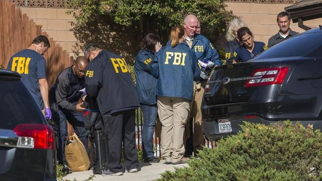 Pemerintah AS Tutup, Agen FBI Menjerit Belum Digaji