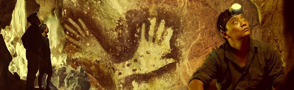 Temuan Lukisan Gua Tertua