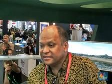 Sah! Ilham Habibie Jadi Komisaris Independen Visi Media Asia