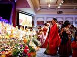 Covid-19 'Meledak' di India, Muncul 'Dewi Corona'