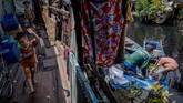 Sejumlah warga yang sudah pindah dari wilayah tersebut, mengaku mendapat rumah yang lebih layak. Namun, lokasinya 20 km dari pusat kota. (AFP/Kao Nguyen)