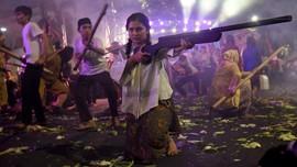 FOTO: Gempita Hari Pahlawan di Pelosok Tanah Air