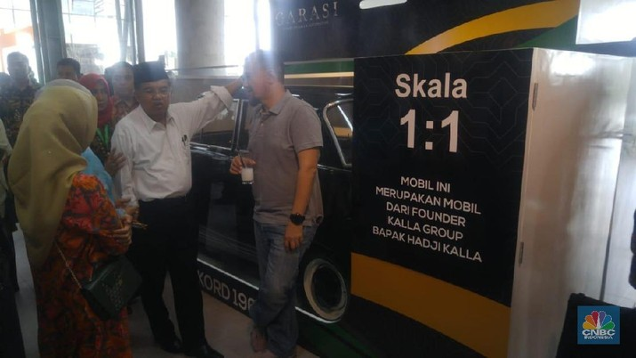 Kalla Group kini sudah berusia 66 tahun dan sudah diwariskan pada tiga generasi.