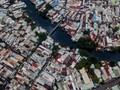 FOTO: Penghuni Kanal Hitam Vietnam
