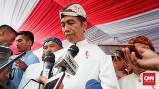 Jokowi Berencana Sambut Tahun Baru 2019 di Bogor