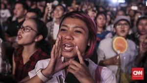 FOTO: Konser Pelampiasan Rindu 90an
