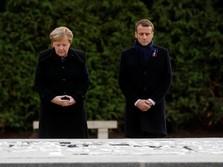 Jerman & Prancis Lockdown (Lagi), Perlukah RI Mengikuti?