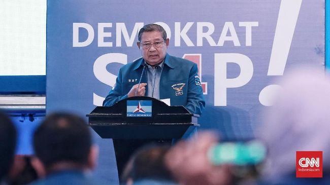 LSI: Demokrat Terancam Raih Suara Terendah Sejak Ikut Pemilu