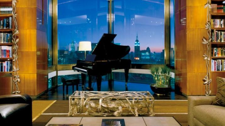 Majalah kaum jetset, Elite Traveler, merilis 100 hotel paling mewah dunia sepanjang tahun 2018.