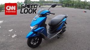 VIDEO: Yamaha FreeGo 125cc Banjir Fitur Menarik