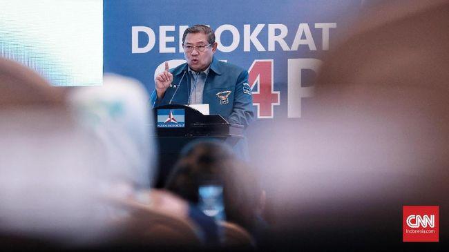 Dana Kampanye Demokrat Rp190 M, SBY Penyumbang Terbesar