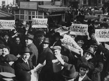 Deretan Kekhusyukan Peringatan 100 Tahun Perang Dunia I