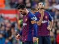Valverde: Kekalahan Barcelona Bukan Salah Messi
