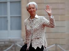 IMF: Perlambatan Ekonomi China Bisa Picu Bahaya Sistemik