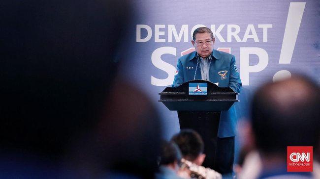 Demokrat Sebut SBY Hadiri Pelantikan Presiden Jokowi