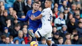 Chelsea Ditahan Imbang Everton di Liga Inggris