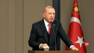 Partai Milik Erdogan Tuntut Hitung Ulang Pemilu di Istanbul