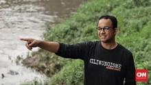 Tangkal Banjir, Anies Ingin Drainase Vertikal di Setiap Rumah
